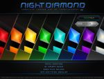 Night Diamond v3.0 | Spectrum Set by BlooGuy