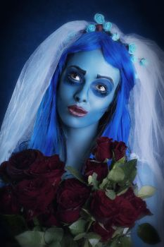 Corpse Bride by Dzodan