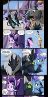 Why Starlight wasn't in the MLP movie by TheBadGrinch
