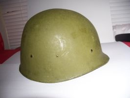 M-1 Helmet Post Vietnam by Jan3090
