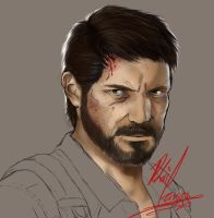 joel - Not Completed by 3DaI-KaRSo3