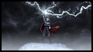 God of Thunder by haloband