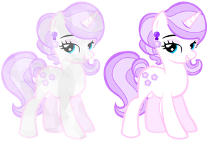 Lilac Blossom (Contest Prize) by KimikoNyanChan