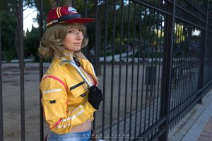 Cindy Aurum Shoot by LuffySwan