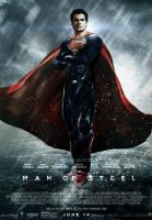 Man of Steel Theatrical Movie Poster 2 by YoungPhoenix3191