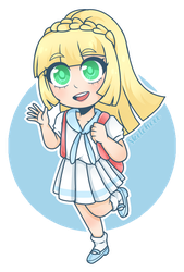 P: Lillie by Sketchcee