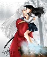 Inuyasha and I... We're Bound... by SassyLilPanda