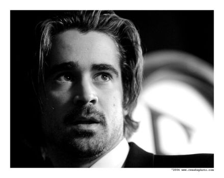 colin farrell by cweeks