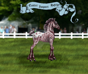 EasterImport Saalese for ME by LiaLithiumTM
