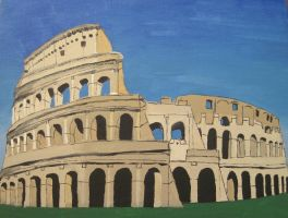 Coliseum by Capitaine-Jaf