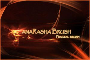 Fractal  brush by anaRasha-stock