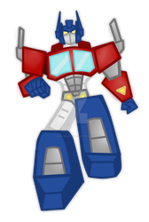 Transformers Roll Out! | Optimus Prime! by SRGDuck