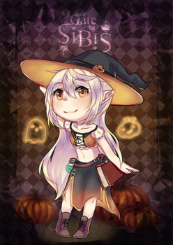 Sibis || Witchery by PixelCaptain