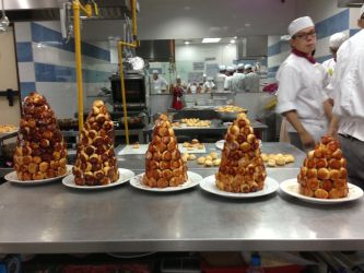 Tall and Short Croquembouche by marnie1990
