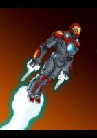 Ultimate Iron Man by Mista-M