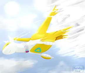 Soaring by superrandomstuff