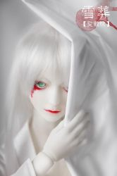 white shaoI by Ringdoll