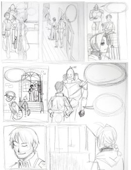 FMA The Abducted Alchemist project redo pg 30 by hope30789