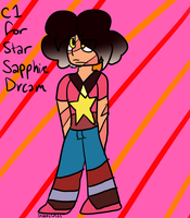 .:C1 Gem Custom for StarSapphireDream:. by SleepyStaceyArt