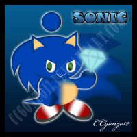 Sonic Brawl Chao by CCmoonstar23