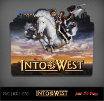 Into The West (1992) Movie Folder Icon by DhrisJ