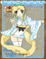 Jirachi in App form by Anabelle-Leigh
