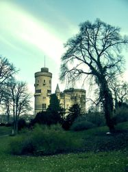 Castle of Babelsberg by reniviD