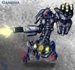 Gandiva's Armored Side by IZORx10