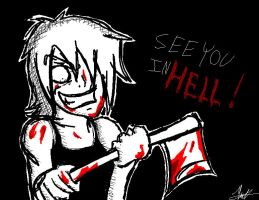 See you in HELL by Vithryl