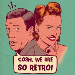 So so retro by mathiole