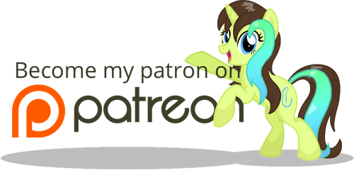 Support Me On Patreon! by equinepalette