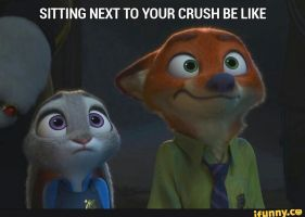 Nick and Judy meme 3 by Redmange