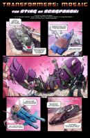THE STING OF SCORPONOK by Transformers-Mosaic