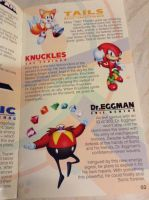 Sonic Mania Introduction Manual by DazzyADeviant