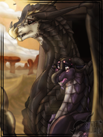 Wings of Fire Weed's Quest by RhynoBullraq