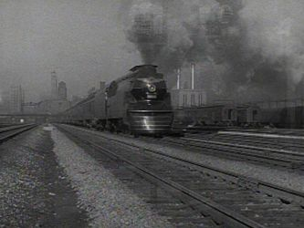 The Broadway Leaving Chicago by PRR8157