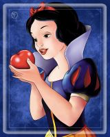 Snow White Redraw by mpissott