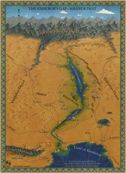 The Emperor's Gap by Sapiento