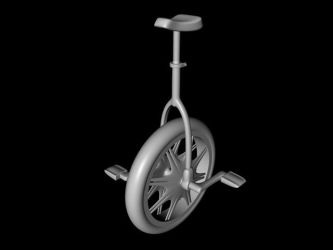 unicycle by T3RMiN4T0R