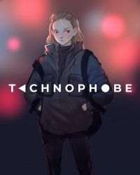 TECHNOPHOBE no.1 by rougecrown