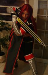 Asch cosplay 2 by InuIrusa-chan