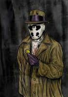 Rorschach by The-Mirrorball-Man