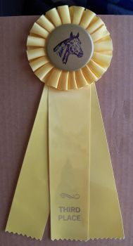 Stock x Horse Show Ribbon 3rd by Lovely-DreamCatcher