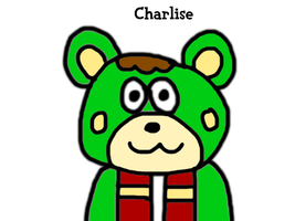 Charlise from Animal Crossing by MikeJEddyNSGamer89