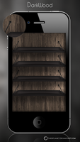 DarkWood Shelf by OtherPlanet
