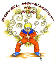 Bowel Movement no Jutsu by Snigom