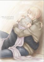 APH - Hold me - by alatherna