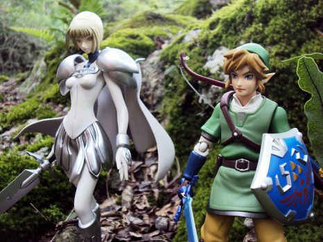 Clare - Megahouse / Link - Figma by ckratosc