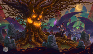 The Dread tree Redux by Siga4BDN