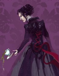 Vanessa Ives by AM-Nyeht